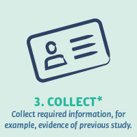 3. Collect*