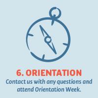 6. Orientation
