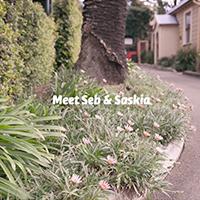 Meet Seb & Saskia