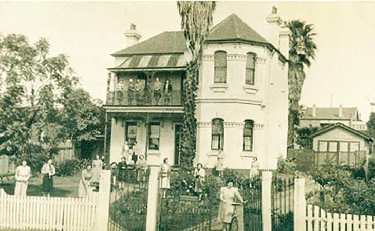 Carlyon House c1940