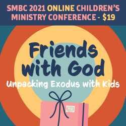 SMBC 2021 Children's Ministry Conference - online store