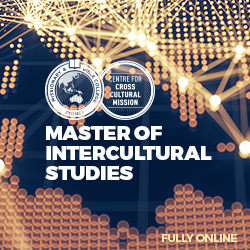 Master of Intercultural Studies