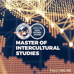Master of Intercultural Studies