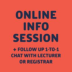 Online Info Session