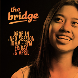 The Bridge Drop-In Info Session